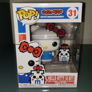 Pop Hello Kitty 45th Anniversary 8 Bit